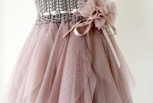 little girl's inspiration dress
