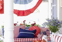 Patriotic Parties / by Kelly {The Party Dress + WH Hostess}