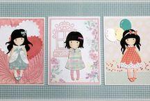 Cards - Little Girl Dies
