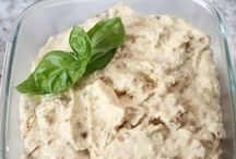 All about Dips and Sauces