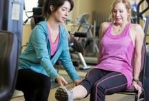 Fitness / Tips from exercise physiologists at Carilion Wellness and other Carilion Clinic experts on achieving and maintaining fitness.