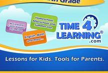 On line Home School Curriculum