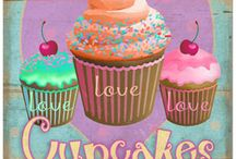 CUPCAKES!!! / by Cindy Cochran-Clift