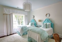 Bedroom ~ Guest Room / by Anita Timms Mordue