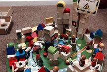 Konstruktion i förskolan / Reggio-inspiration