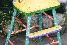 Dětské židličky