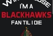 Chicago Blackhawks / by Michaelene Guerrieri