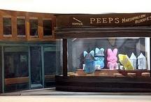 Peeps / by Lori Grannis