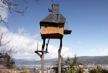 Tree House / Tree Houses. Architecture Photography and Images. Our site features the best contemporary design: www.archeyes.com