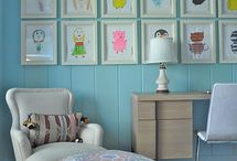 Kids rooms / by Paige Hutchison Beesley