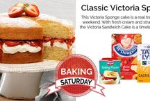 Baking Saturday / Find all your favourite British & American baking recipes right here! Cakes, pies, pancakes, muffins and cupcakes... From homestyle classics to spectacular showstoppers - we'll have recipes to suit every homesick taste! <><><><> Don't forget to click further to see the full ingredient lists and recipes. All recipes are made with ingredients from Kelly's! <><><><> Visit us in Den Haag, Wassenaar or shop online!