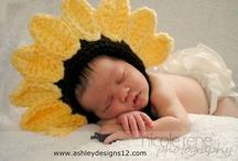 CROCHET KRAZY~Baby~Photo Props
