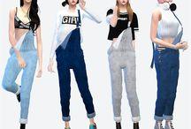 Sims 4 CC- Hair and accessories