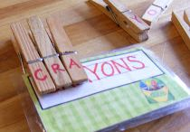 Homeschool: Letters and Spelling
