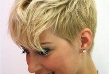 hair styles / by Cathy Stewart