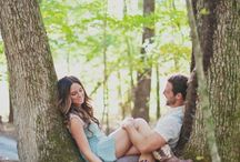 Cute Engagement pictures / by Onise Smith