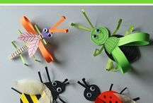 bugs-insects crafts