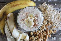 Smoothies & Protein Shakes