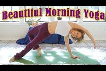 Min yogaträning