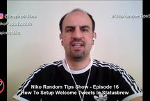 Statusbrew Tutorials - How To Use Statusbrew