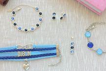 Dublin GAA Colour Inspired Jewellery