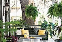 Porch ideas / by Sheila Newman Pitts