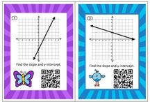 Math activites / by Jeanette Swygard