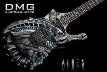 DMG Custom Guitars
