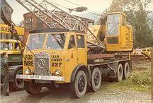 Lorries: Crane Lorries