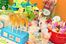 Candy tables / by Noree Barber