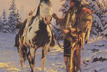 AND THEN OF COURSE THERE WERE MY NATIVE AMERICAN ANCESTORS TOO! / Assorted pictures of Native Americans! / by Susan Hall Cannon