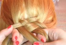 Braid - hair / Diy hair braid do