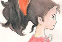 Studio Ghibli draw