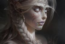Portraits(fantasy)