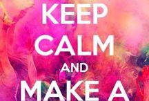Αποφθέγματα Keep Calm