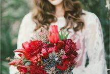 Winter Bridal Bouquets    Flower Inspiration