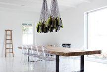 Tables / planktables, plankeborde