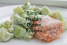 Simple Healthy Dinner Recipes / Simple healthy dinner recipes is a GROUP BOARD with healthy food ideas, clean eating recipes and healthy dinner recipes. Please invite others but PLEASE KEEP PINS RELEVANT! Thank you! / by Best Clean Eating Recipes