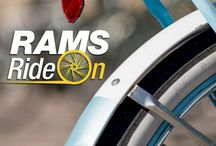 Rams Ride On / Colorado State University and Fort Collins love bikes!