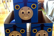 Thomas the tank engine and friends diy