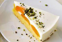 Torten / Aprikosen Jogurth Torte