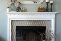 Fireplace / by Kara Coates