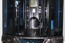 Ultimate Steam Whirlpool Baths / Ultimate Steam Whirlpool Baths ST-9001B   site: http://steam-baths.com/Shower%20Room/Ultimate-Steam-Whirlpool-Baths-ST-9001B.html