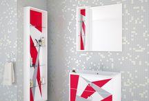 Bathroom Furniture/ Mobilier baie / Bathroom Furniture - smart, medium, luxury, classic & print.  Mobilier de baie - economic, mediu, lux, clasic & print.