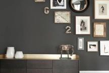 Quadros / Frame / Inspirações e ideias para voce decorar sua casa com belos quadros.  / by Gabriel de Faria