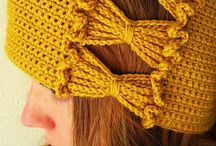 crochet hats and headwear