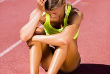 Running with an injury