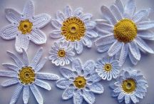 234 Flowers & Other Embellishments / CRAFTS: Flowers, Applique & other Embellishments... crochet, knit, sew, glue. Decor for outfits, hats, shoes, headbands, etc. Ideas/Inspiration. Tutorials.