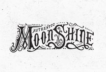 Hand rendered Typography