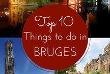 Bruge-Brusel-Ghent Belgium